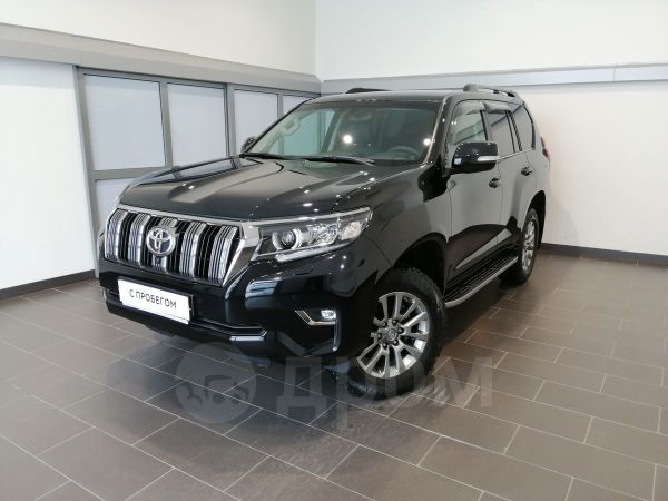 Toyota Land Cruiser Prado, 2018 год, 3 750 000 руб.