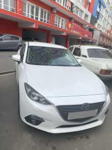 Сочи Mazda3 2014