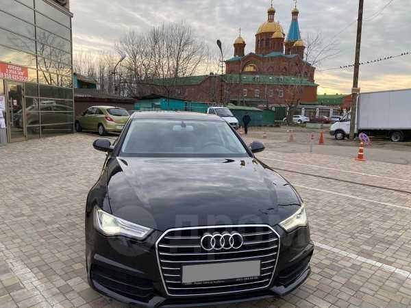 Audi A6, 2016 год, 1 320 000 руб.