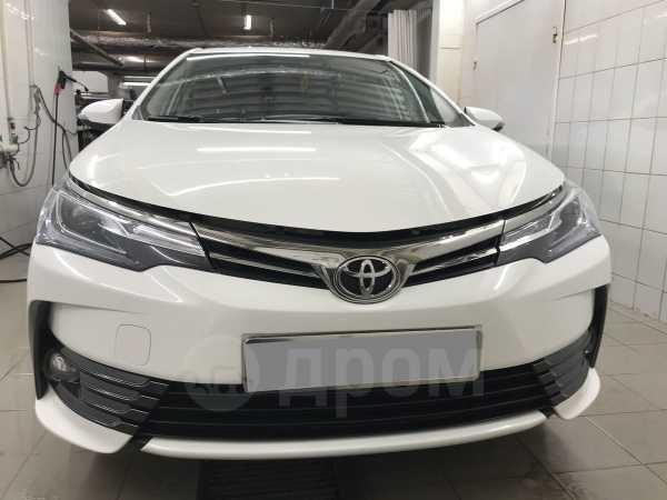 Toyota Corolla, 2017 год, 990 000 руб.