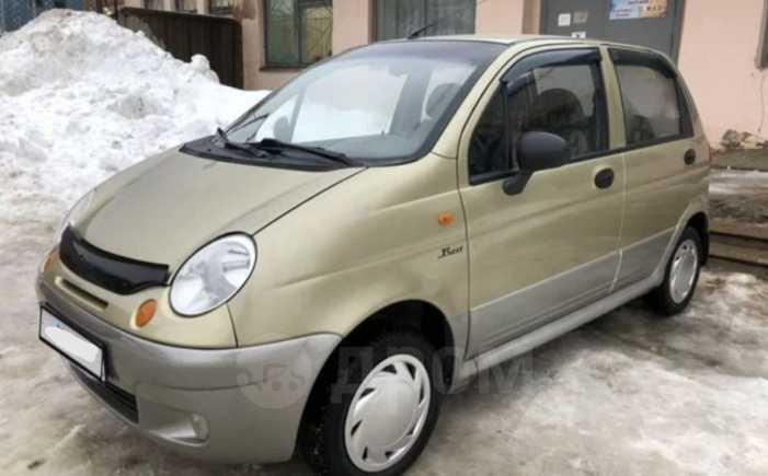 Daewoo Matiz, 2008 год, 139 000 руб.