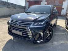 Магадан Lexus LX570 2016