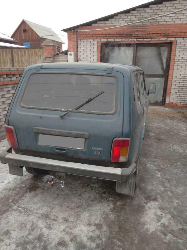 Лада 4x4 2131 Нива, 2001 год, 159 000 руб.