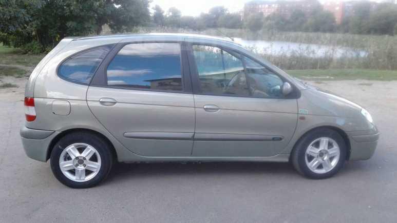 Renault Scenic, 2002 год, 310 000 руб.