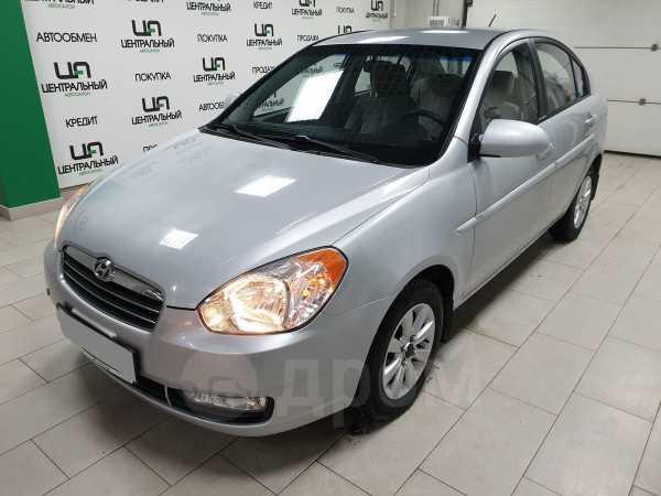 Hyundai Verna, 2008 год, 340 000 руб.