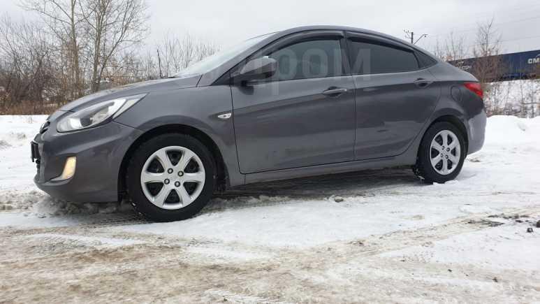 Hyundai Solaris, 2012 год, 395 000 руб.
