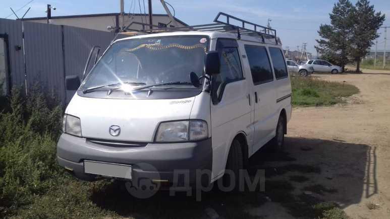 Mazda Bongo, 2003 год, 280 000 руб.