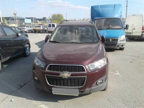Chevrolet Captiva, 2013 год, 474 300 руб.