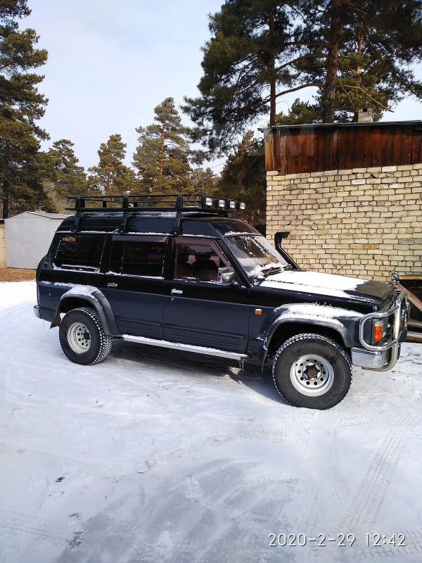 Nissan Safari, 1992 год, 515 000 руб.
