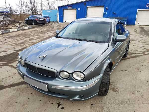 Jaguar X-Type, 2001 год, 349 000 руб.