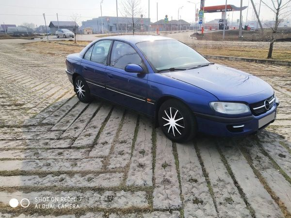 Opel Omega, 1996 год, 125 000 руб.