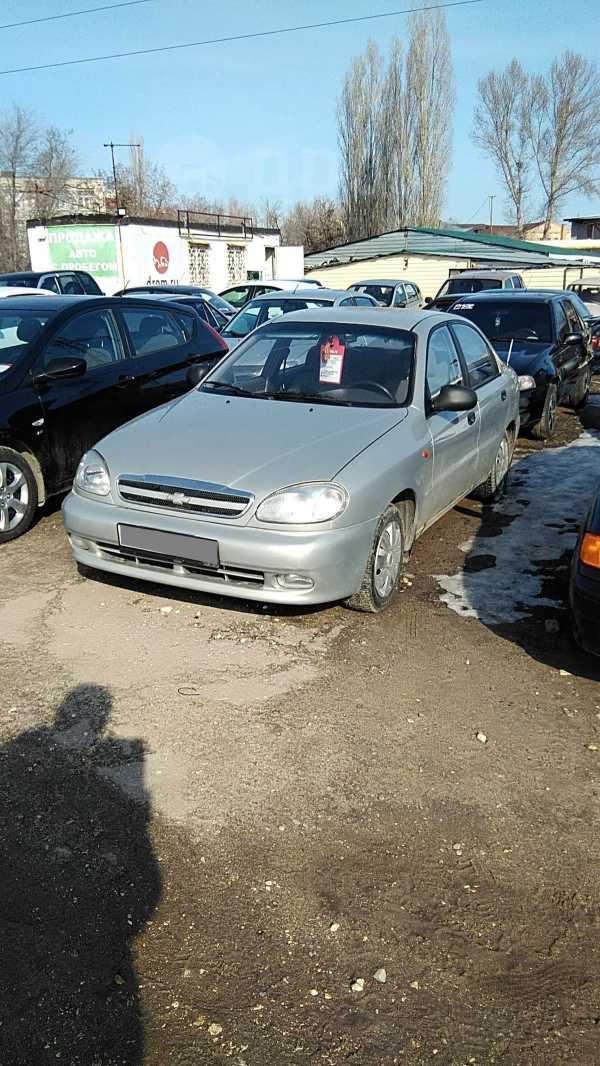 Chevrolet Lanos, 2009 год, 168 000 руб.
