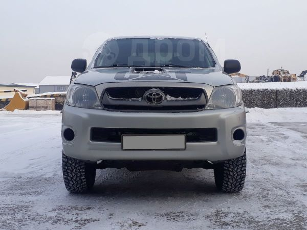Toyota Hilux Pick Up, 2011 год, 710 000 руб.