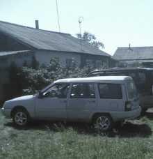 Первоуральск 21261 Фабула 2005