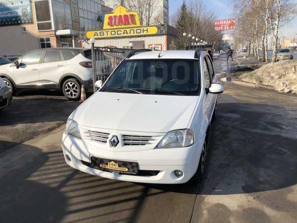 Renault Logan, 2007 год, 267 000 руб.