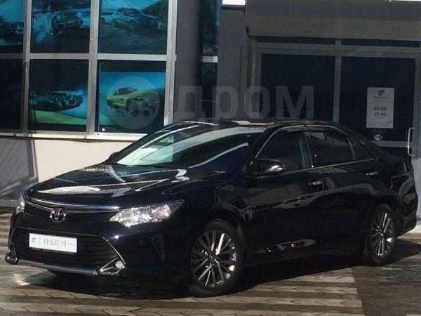 Toyota Camry, 2017 год, 1 524 000 руб.