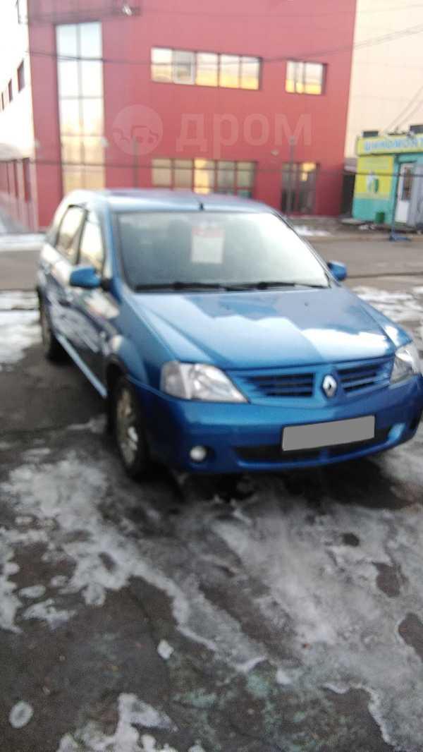 Renault Logan, 2009 год, 225 000 руб.