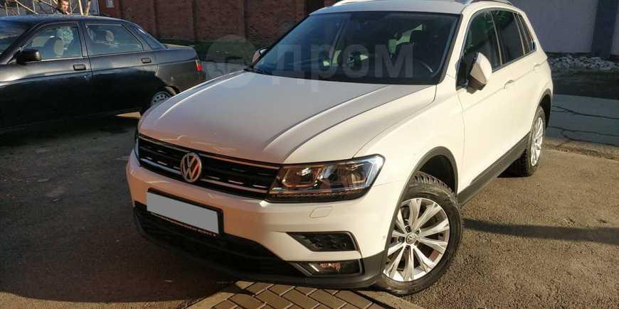 Volkswagen Tiguan, 2017 год, 1 620 000 руб.