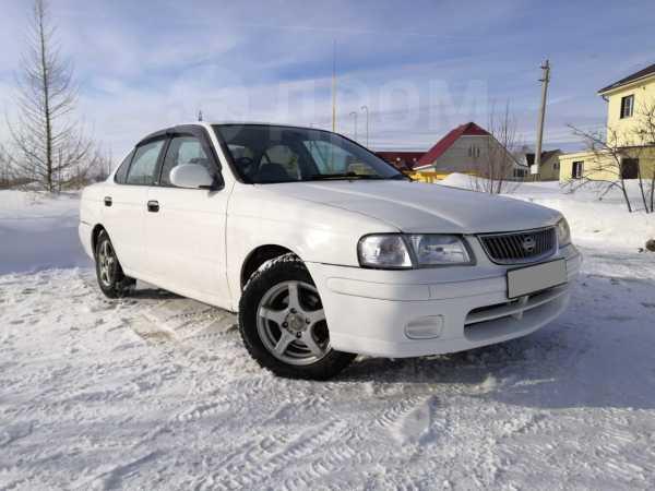 Nissan Sunny, 2000 год, 142 000 руб.