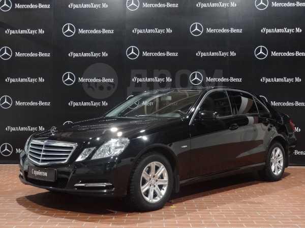 Mercedes-Benz E-Class, 2011 год, 820 000 руб.