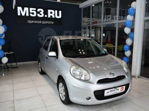 Nissan March, 2010 год, 319 300 руб.
