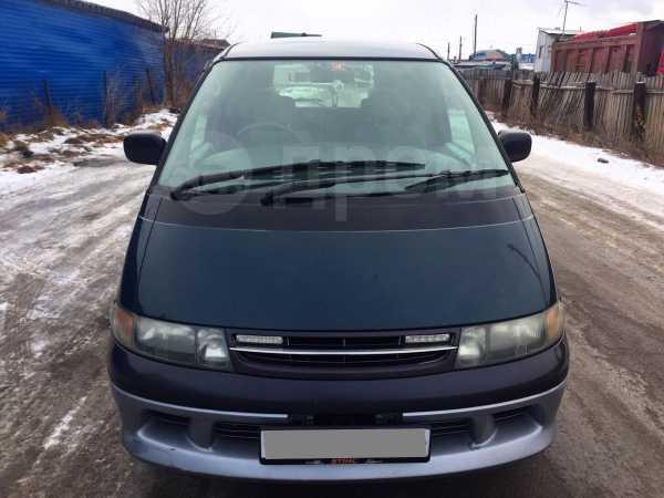 Toyota Estima Emina, 1997 год, 248 000 руб.