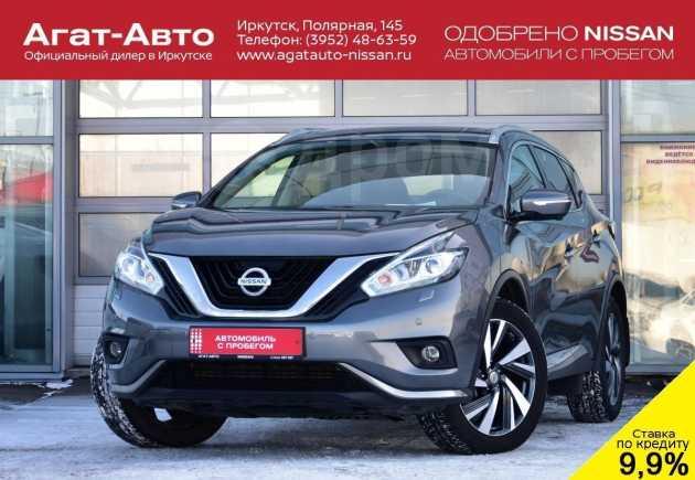 Nissan Murano, 2018 год, 2 200 000 руб.