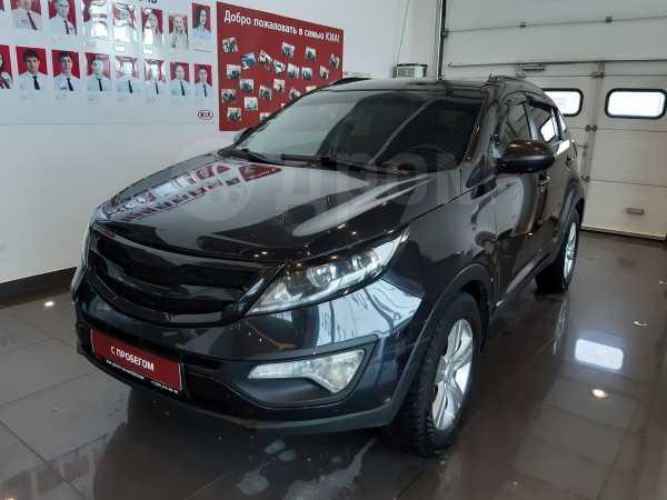 Kia Sportage, 2012 год, 705 771 руб.