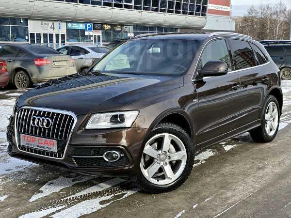 Audi Q5, 2014 год, 1 539 000 руб.