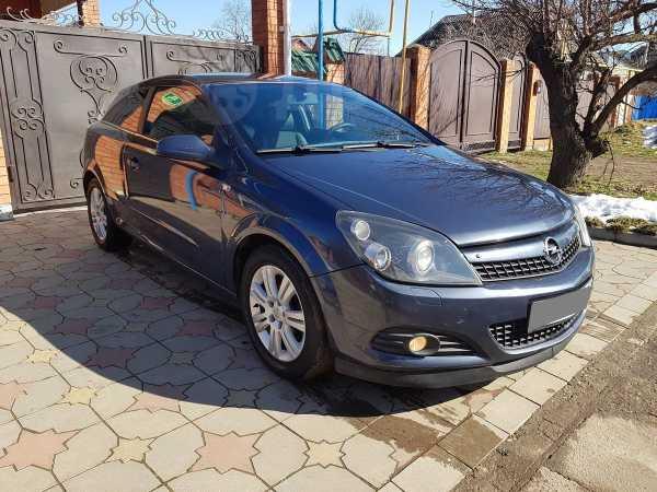 Opel Astra GTC, 2008 год, 280 000 руб.