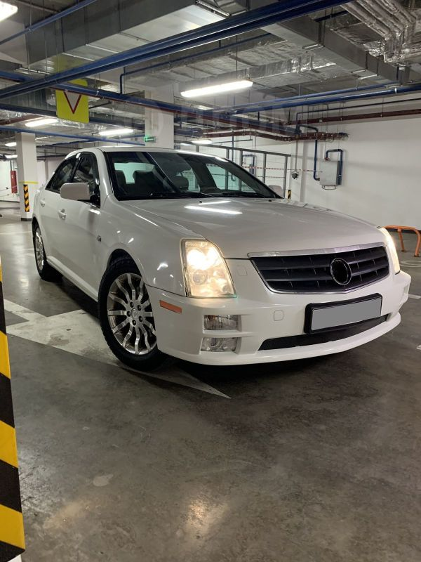 Cadillac STS, 2005 год, 350 000 руб.
