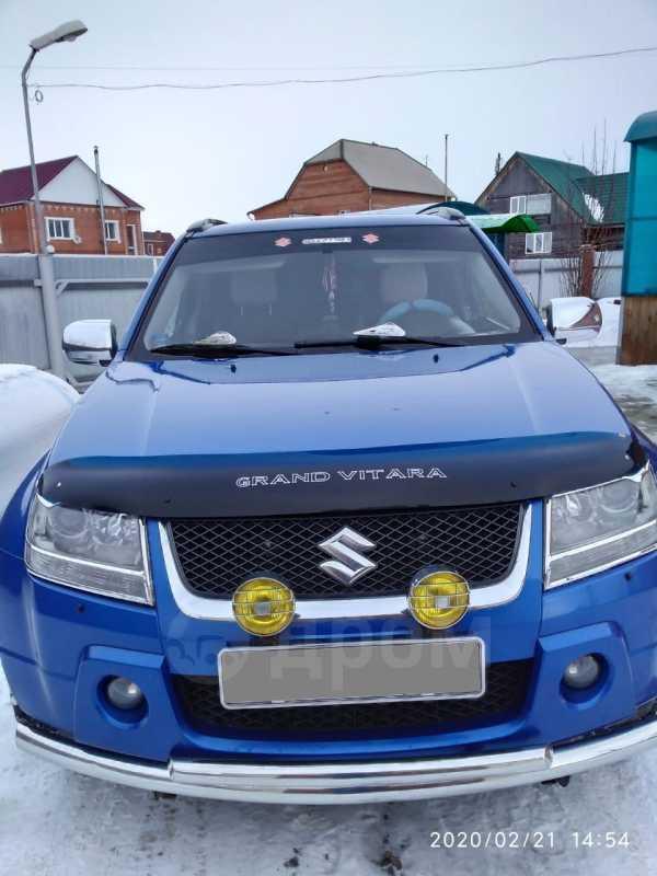 Suzuki Grand Vitara, 2006 год, 500 000 руб.