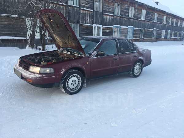 Nissan Maxima, 1990 год, 60 000 руб.