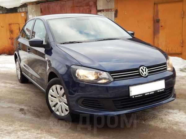 Volkswagen Polo, 2014 год, 510 000 руб.