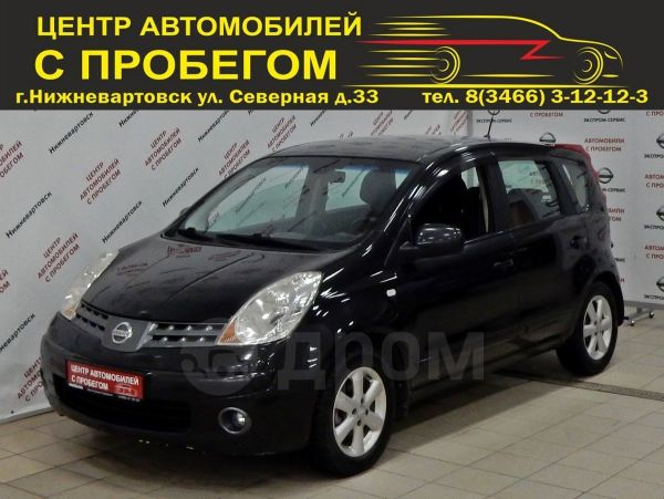 Nissan Note, 2008 год, 389 000 руб.