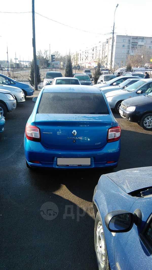 Renault Logan, 2015 год, 439 000 руб.