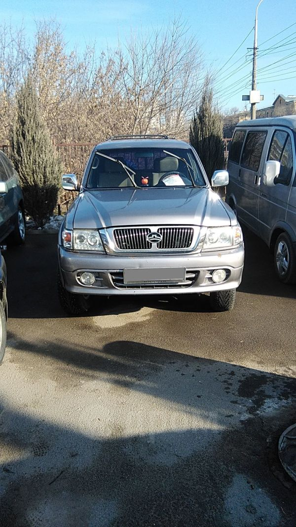 Great Wall Safe, 2008 год, 295 000 руб.