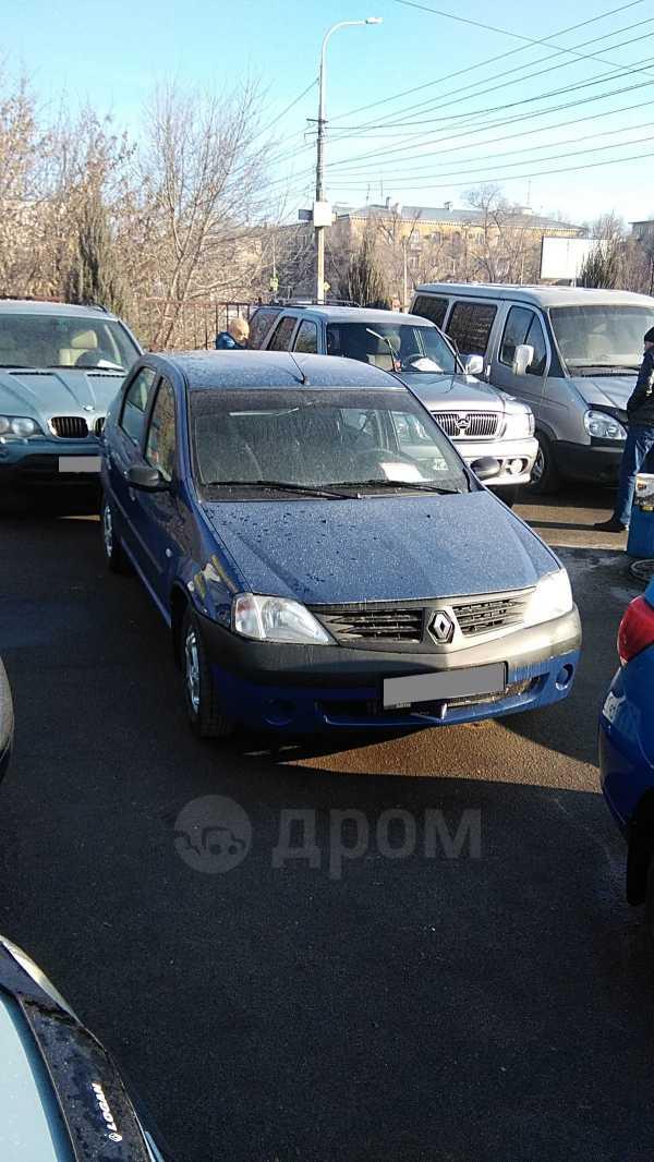 Renault Logan, 2007 год, 219 000 руб.