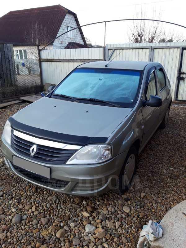 Renault Logan, 2010 год, 258 000 руб.