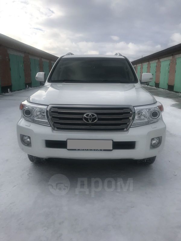 Toyota Land Cruiser, 2015 год, 3 250 000 руб.