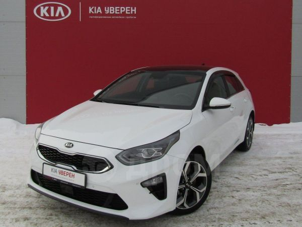 Kia Ceed, 2018 год, 1 309 000 руб.
