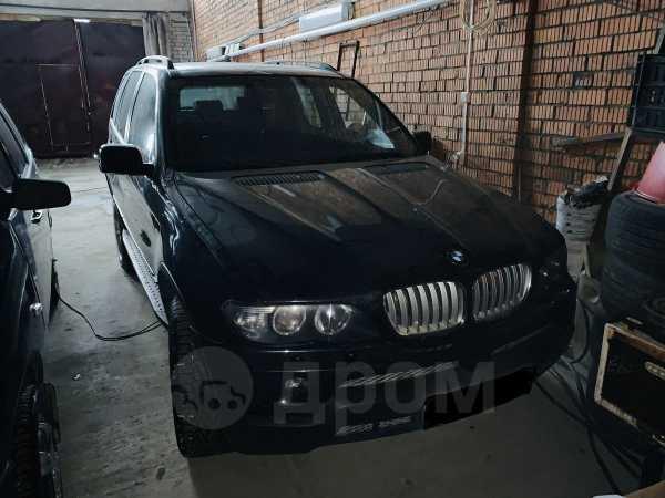 BMW X5, 2004 год, 390 000 руб.