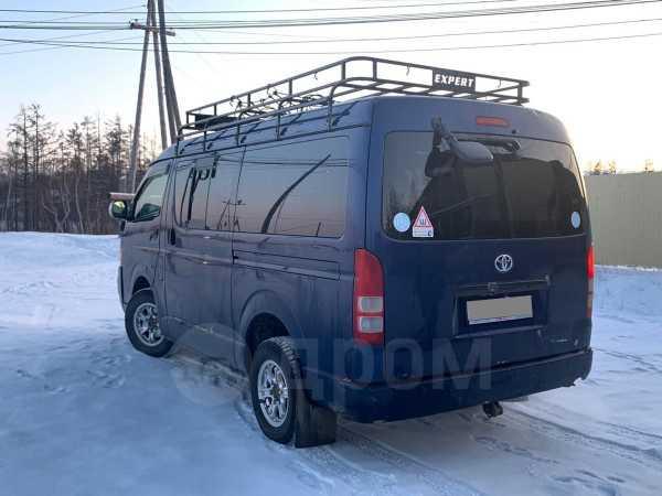 Toyota Hiace, 2005 год, 800 000 руб.