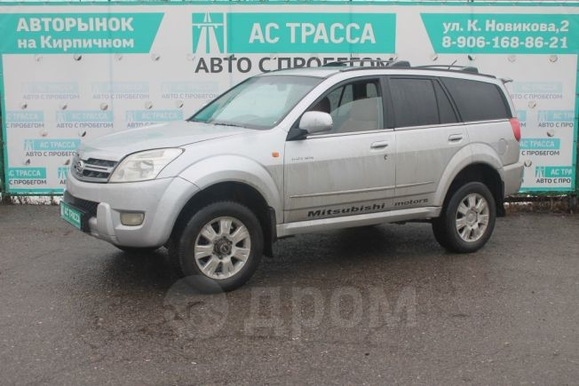Great Wall Hover, 2007 год, 319 000 руб.