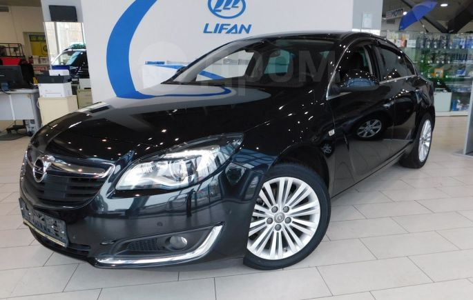 Opel Insignia, 2014 год, 844 000 руб.
