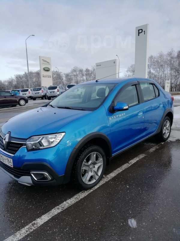 Renault Logan Stepway, 2019 год, 795 000 руб.