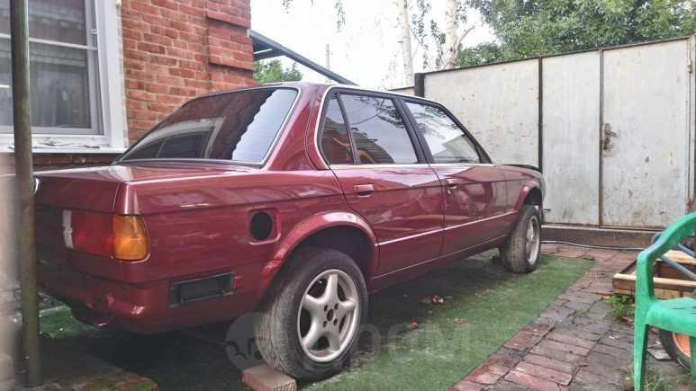 BMW 3-Series, 1988 год, 140 000 руб.