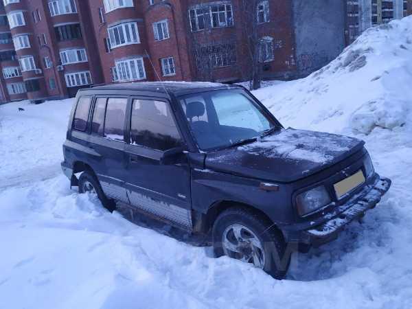 Suzuki Escudo, 1994 год, 75 000 руб.