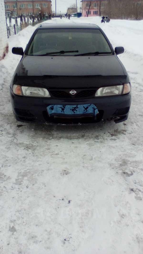 Nissan Pulsar, 1999 год, 125 000 руб.