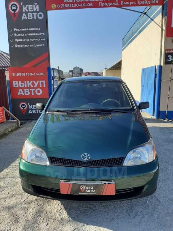 Toyota Echo, 2000 год, 217 000 руб.